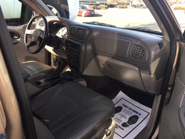 2002 Chevrolet TrailBlazer EXT LT 4WD 4dr SUV - Lakewood CO