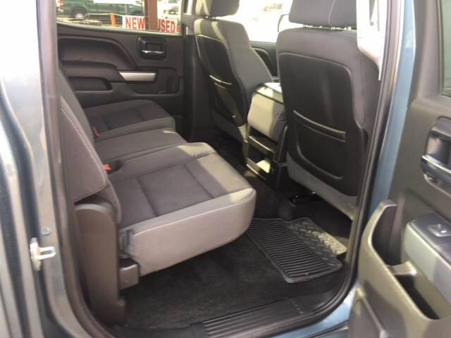 2014 Chevrolet Silverado 1500 4x4 LT 4dr Crew Cab 5.8 ft. SB - Lakewood CO