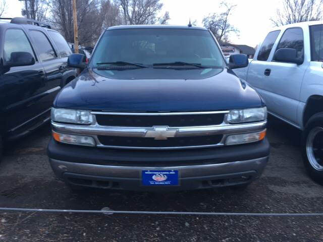 2003 Chevrolet Tahoe LT 4WD 4dr SUV - Lakewood CO
