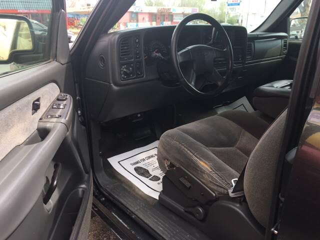 2003 Chevrolet Silverado 1500 4dr Extended Cab LS 4WD SB - Lakewood CO