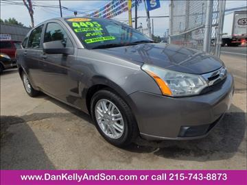 2009 Ford Focus for sale in Philadelphia, PA