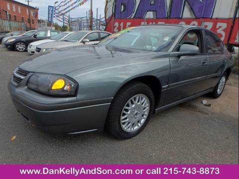 2004 Chevrolet Impala for sale in Philadelphia, PA