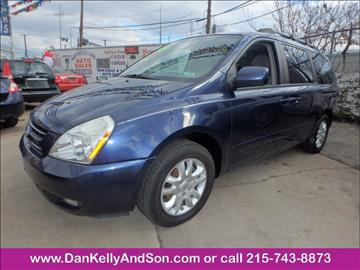 2007 Kia Sedona for sale in Philadelphia, PA