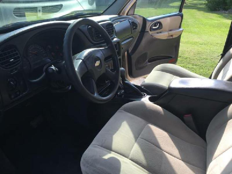 2005 Chevrolet TrailBlazer EXT EXT LS - Houston TX