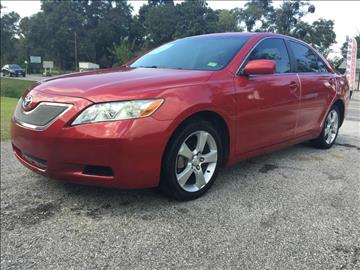 2009 Toyota Camry for sale in Houston, TX