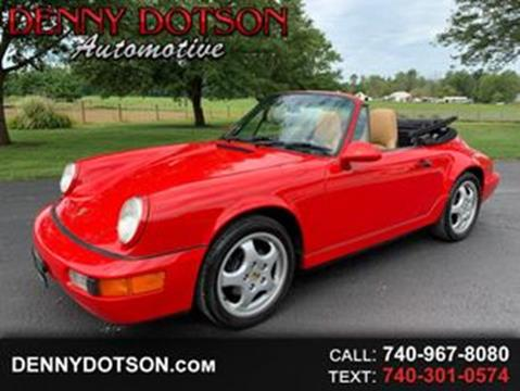 1994 Porsche 911 for sale in Johnstown, OH