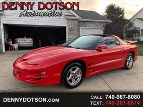 1999 Pontiac Firebird for sale in Johnstown, OH