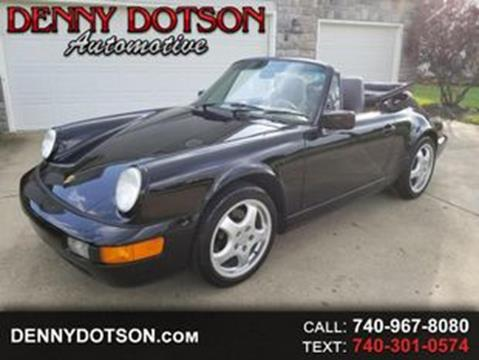 1991 Porsche 911 for sale in Johnstown, OH