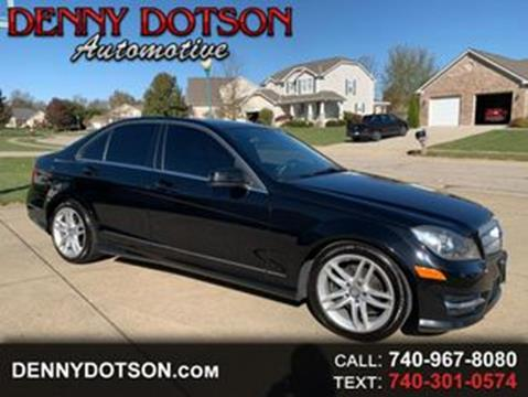 2012 Mercedes-Benz C-Class for sale in Johnstown, OH