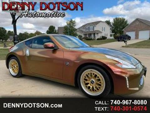 2015 Nissan 370Z for sale in Johnstown, OH