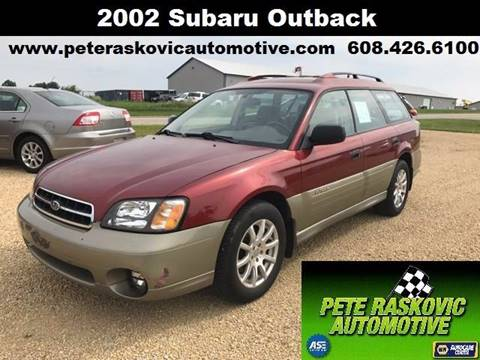 2002 Subaru Outback for sale in Monroe, WI
