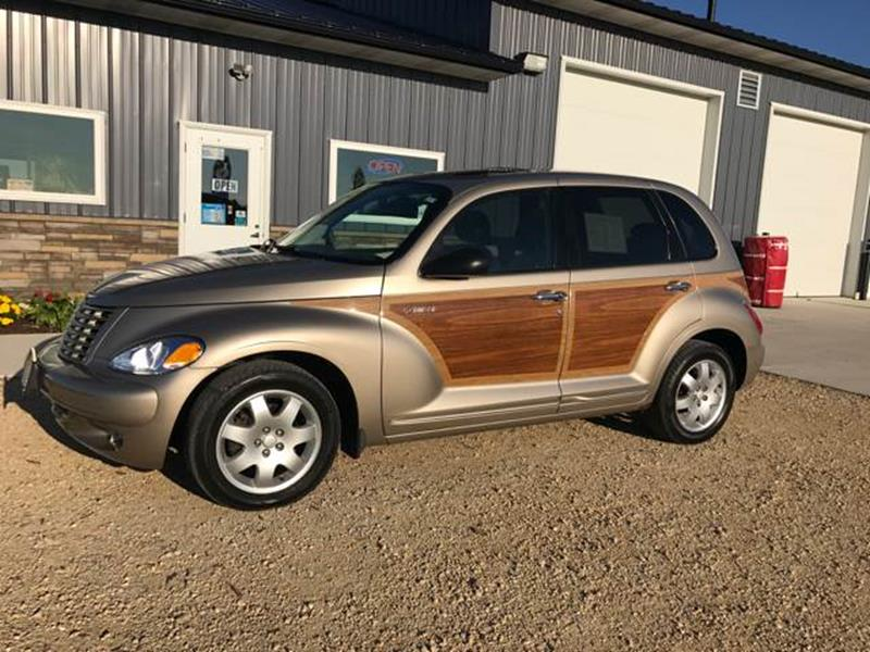 2003 chrysler pt cruiser touring edition in monroe wi raskovic automotive sales and service. Black Bedroom Furniture Sets. Home Design Ideas