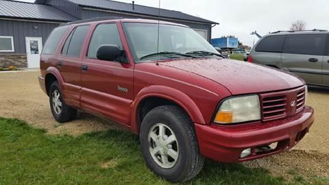1999 Oldsmobile Bravada for sale in Monroe, WI