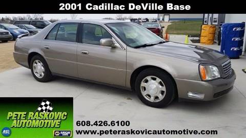 2001 Cadillac DeVille for sale in Monroe, WI