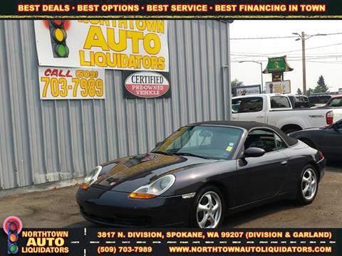 2000 Porsche 911 for sale in Spokane, WA