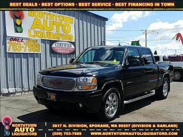 2006 GMC Sierra 1500 for sale in Spokane, WA