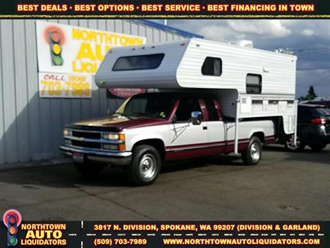 1996 Chevrolet C/K 2500 Series for sale in Spokane, WA
