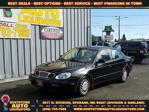 2001 Daewoo Leganza for sale in Spokane, WA