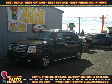 2005 Cadillac Escalade EXT for sale in Spokane, WA