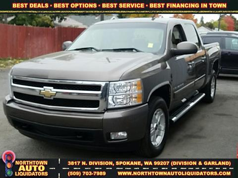 2008 Chevrolet Silverado 1500 for sale in Spokane, WA