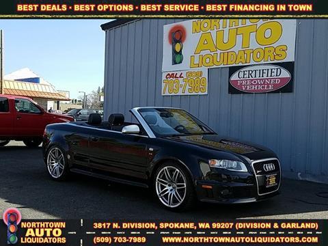 Audi For Sale In Spokane WA Carsforsalecom - Audi spokane