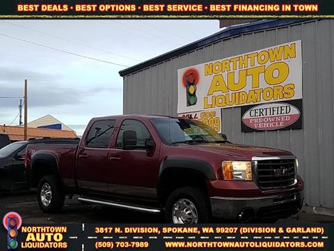 2008 GMC Sierra 2500HD for sale in Spokane, WA