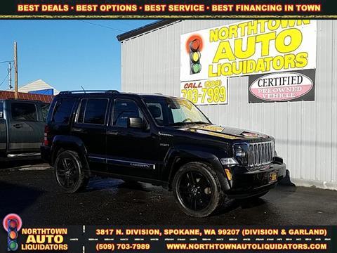 2012 Jeep Liberty for sale in Spokane, WA