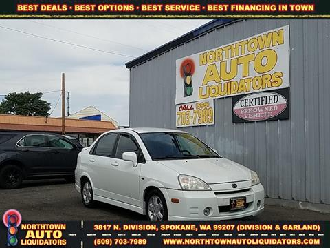 2003 Suzuki Aerio for sale in Spokane, WA