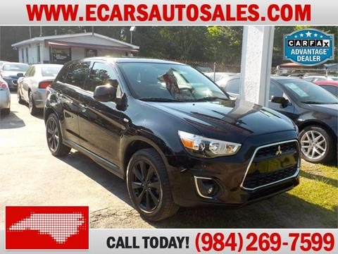 2013 Mitsubishi Outlander Sport for sale in Raleigh, NC