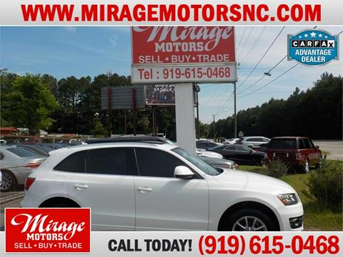 2010 Audi Q5 for sale in Raleigh, NC