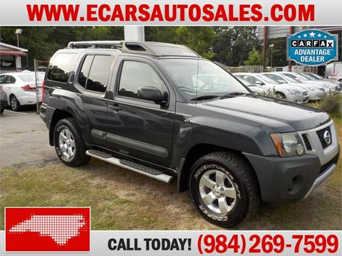 2011 Nissan Xterra for sale in Raleigh, NC