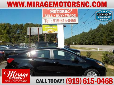 2015 Kia Rio for sale in Raleigh, NC