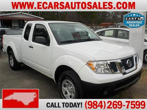 2016 Nissan Frontier for sale in Raleigh, NC