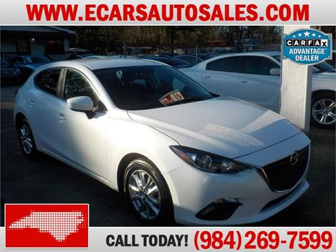 2016 Mazda MAZDA3 for sale in Raleigh, NC