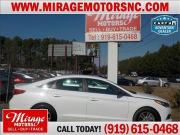 2016 Hyundai Sonata for sale in Raleigh, NC