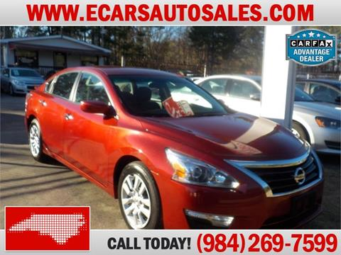 2014 Nissan Altima for sale in Raleigh, NC