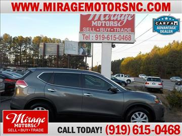 2014 Nissan Rogue for sale in Raleigh, NC