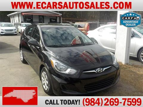 2014 Hyundai Accent for sale in Raleigh, NC