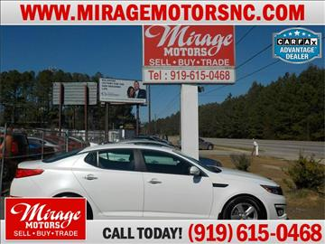 2014 Kia Optima for sale in Raleigh, NC