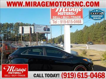 2014 Hyundai Elantra GT for sale in Raleigh, NC