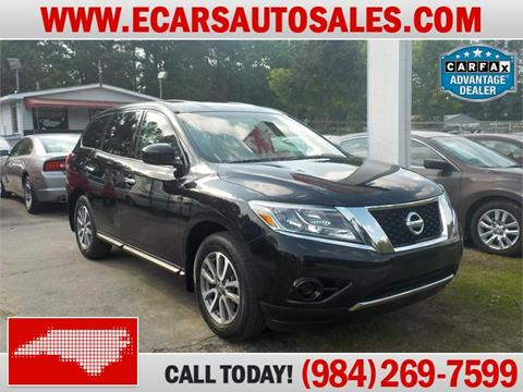 2013 Nissan Pathfinder for sale in Raleigh, NC