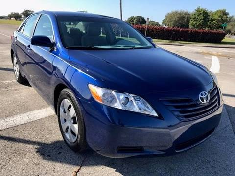 2007 Toyota Camry for sale in Opa Locka, FL