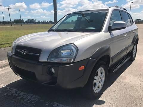 2006 Hyundai Tucson for sale in Opa Locka, FL