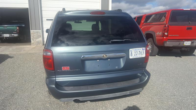 2005 Chrysler Town and Country LX 4dr Extended Mini-Van - Rocky Mount VA