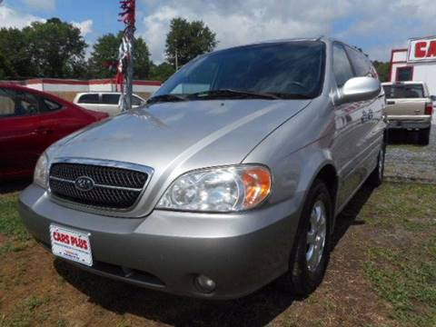 2004 Kia Sedona for sale in Fruitland MD
