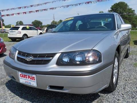 2005 Chevrolet Impala for sale in Fruitland, MD
