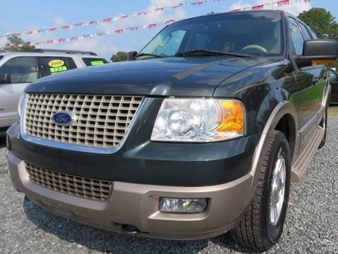 2004 Ford Expedition for sale in Fruitland, MD