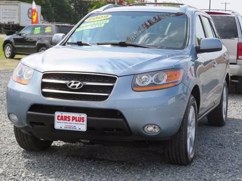 2009 Hyundai Santa Fe for sale in Fruitland, MD