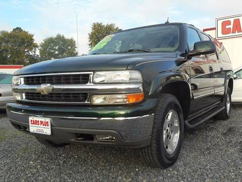 2004 Chevrolet Suburban for sale in Fruitland MD