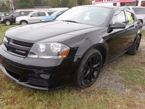 2014 Dodge Avenger for sale in Fruitland, MD